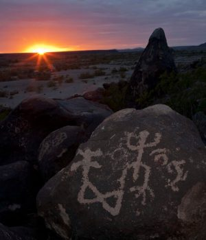 21 Hohokam petroglyphs