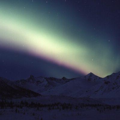 25 Alaska Range