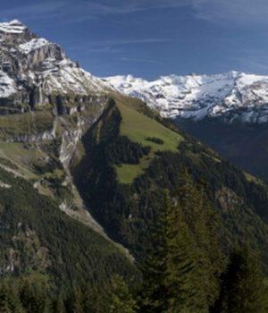 48 Alps overlook