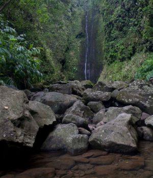 60 maui waterfall