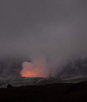 66 Kilauea in morning fog
