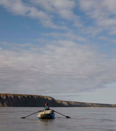Endless Bluff (Arctic Alaska)