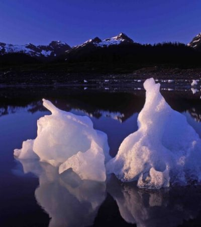 Prince William Sound 'bergs